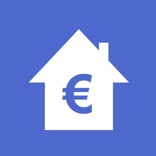 Achat immo calcul de cr dit dans l app store - Calcul frais notaire achat immobilier ...