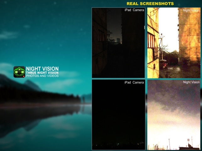 Night Vision (Photo & Video) Screenshot