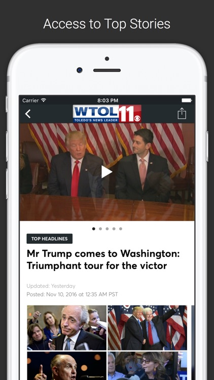 WTOL 11 News screenshot-1