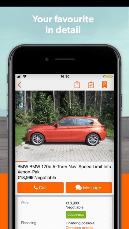 mobile.de - car market screenshot-3