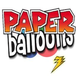 Paper Balloons!!