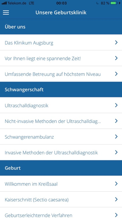 Baby App Augsburg screenshot-5
