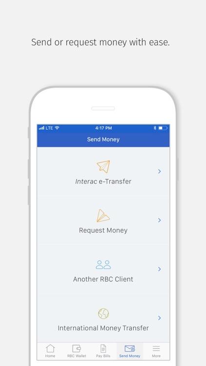 RBC Mobile screenshot-3