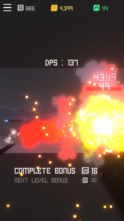 Capsule Gear A : CGA screenshot-3