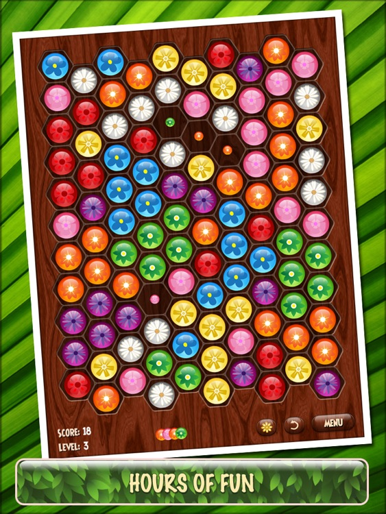 Flower Board HD - A relaxing puzzle game
