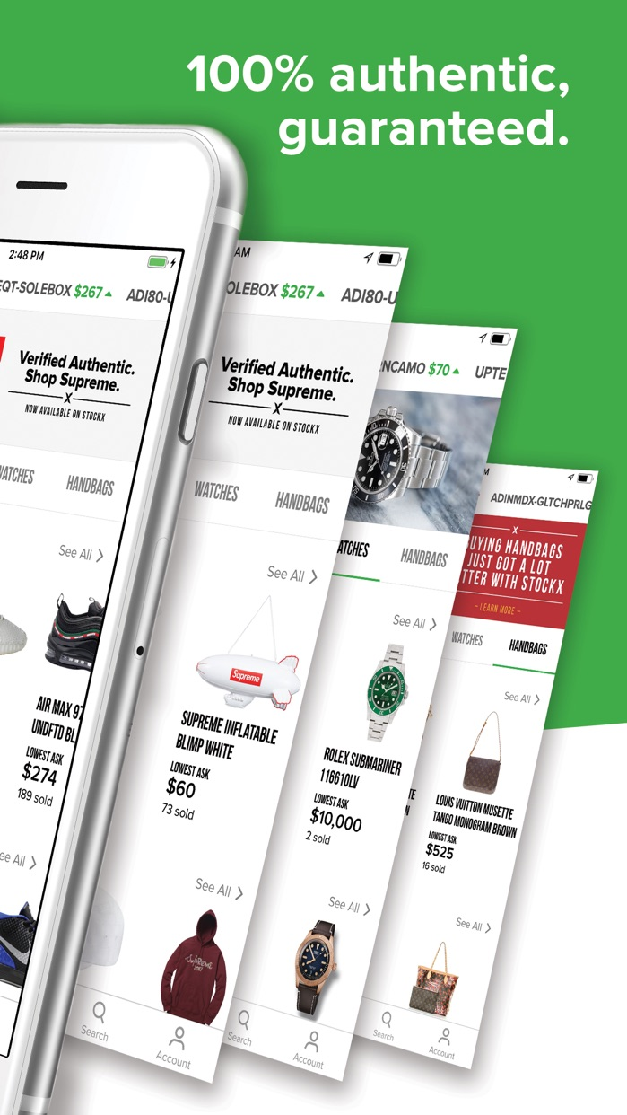 StockX - Buy & Sell Authentic Screenshot