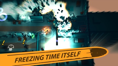 Time Recoil Screenshots
