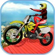 Impossible Motor Bike Tracks - Pro