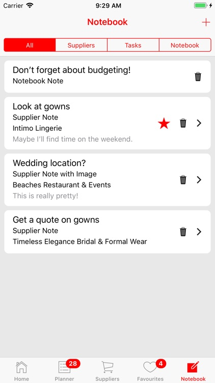 Weddings Tasmania Planner screenshot-6