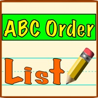 Codes for ABC Order List Hack