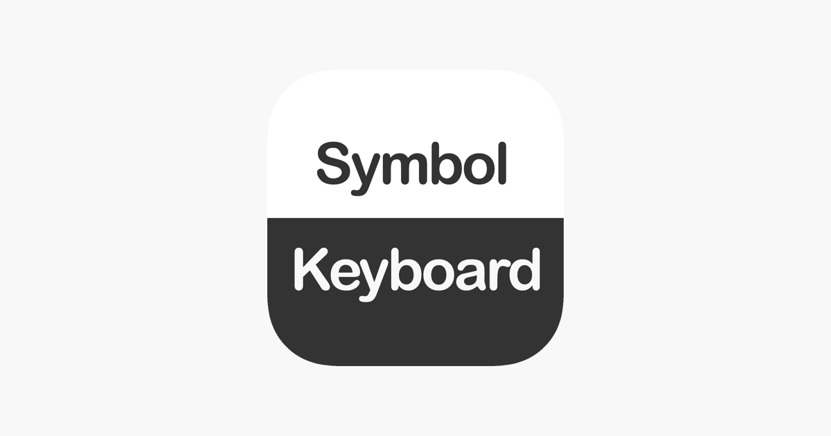 Symbol Keyboard 2000 Signs On The App Store