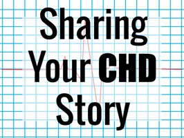 Share your CHD story with your family and friends
