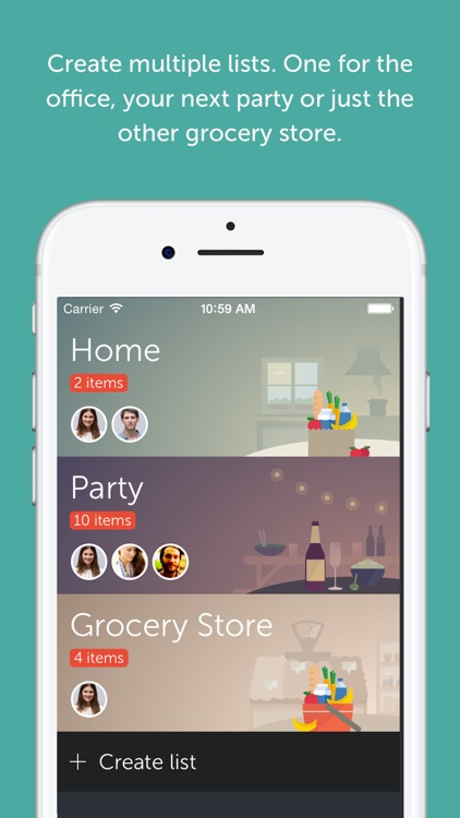 Bring! Shopping List screenshot-3