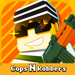 像素射击 - Cops N Robbers (FPS)