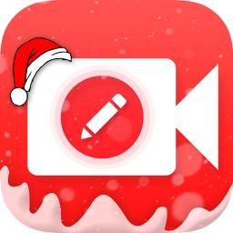 Xmas Video Editor -Video Maker