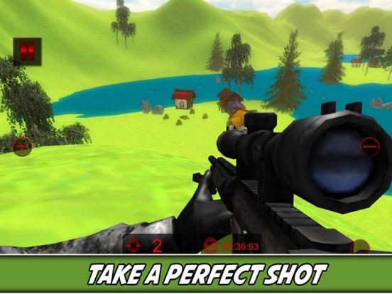 Master Sinper Wild Duck 3D screenshot 4