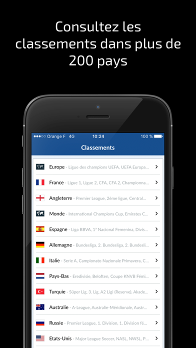 download Résultats Foot en Direct apps 1