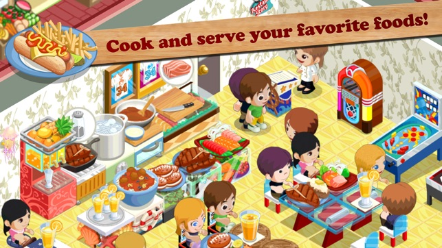 ‎Restaurant Story on the App Store