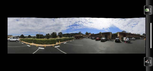 Auto Stitch Pic-Merge Panorama