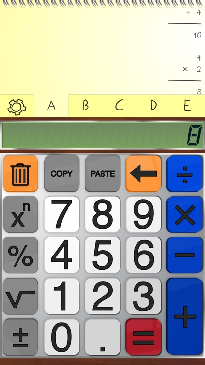 Calculator - eCalcu PRO screenshot-3