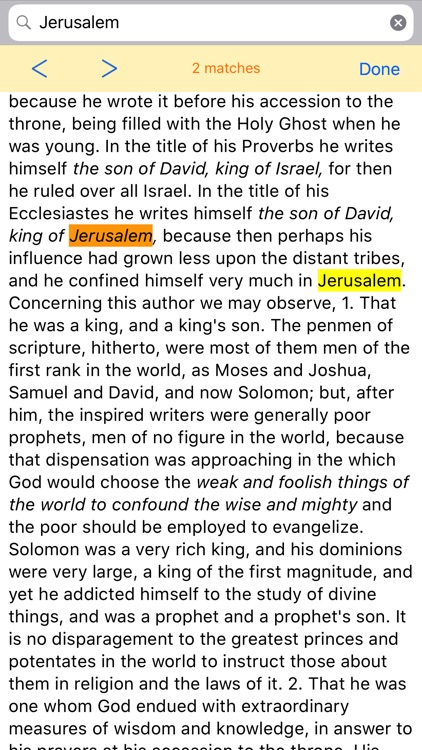 Matthew Henry Commentary screenshot-2
