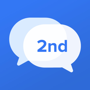 Second Texting Number ios app