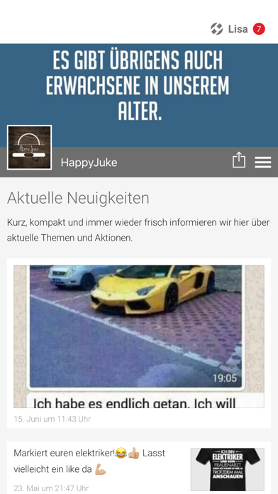 HappyJuke screenshot 1