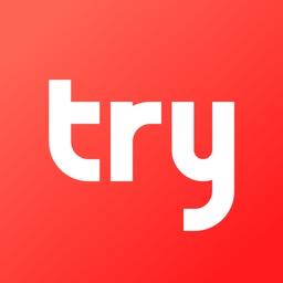 trytry - 正品奢侈品无限试用