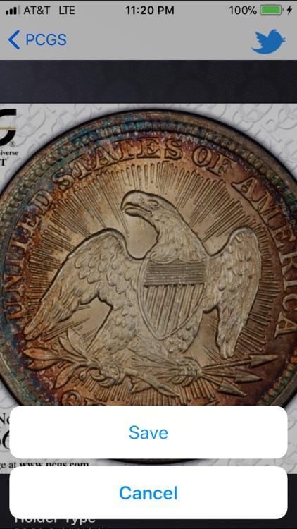 SlabReader - Scan Your Coins screenshot-3