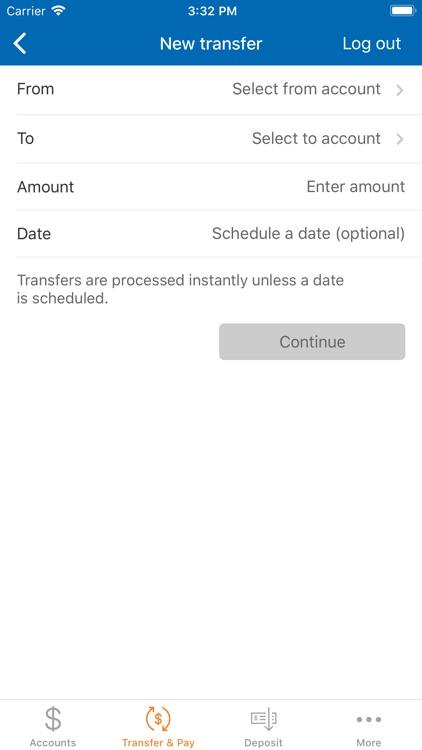 Metro Credit Union Mobile screenshot-4