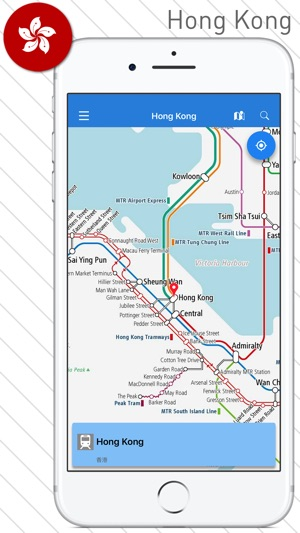 Rail Map on the App Store