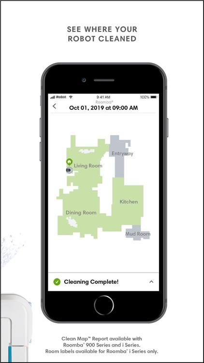 iRobot HOME screenshot-5