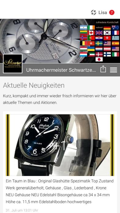 点击获取Uhrmachermeister Schwartzer