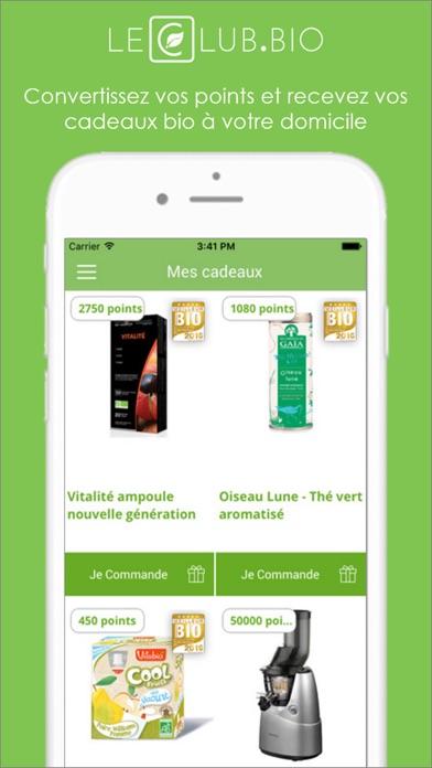 download Le club bio apps 2