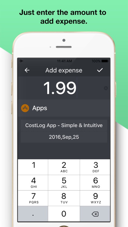 Daily Spending & Cost Tracker screenshot-3