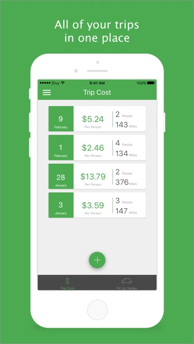 divyme trip calculator app price drops