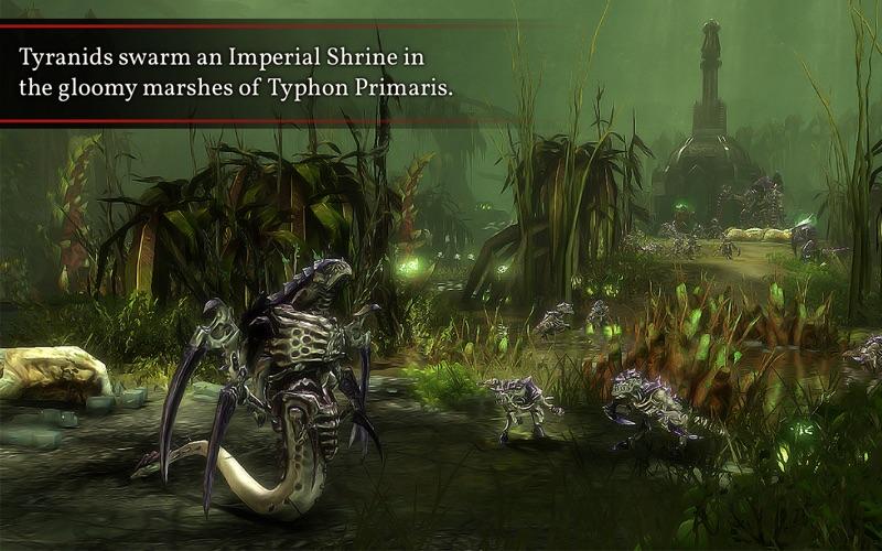 Warhammer 40K: Dawn of War II screenshot 7