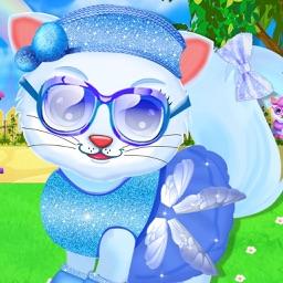 Kitty Daycare - Fluffy Pet
