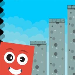 Square Jump : Highly addictive