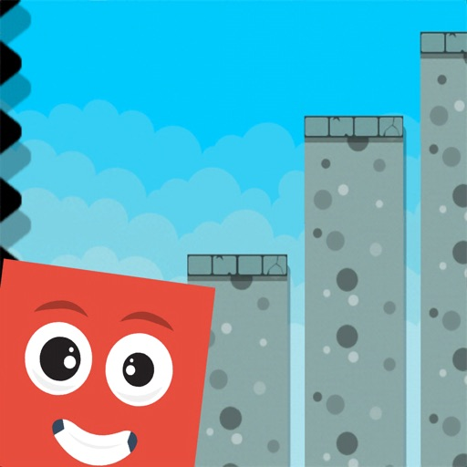 Square Jump : Highly addictive