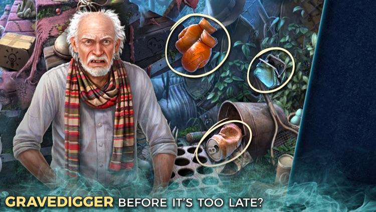 Bonfire Stories: Gravedigger screenshot-3