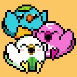 Tiny Bird Pixels