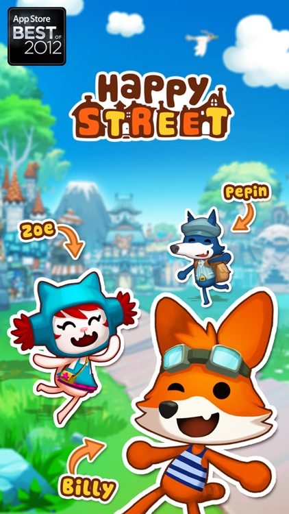 Happy Street screenshot-0