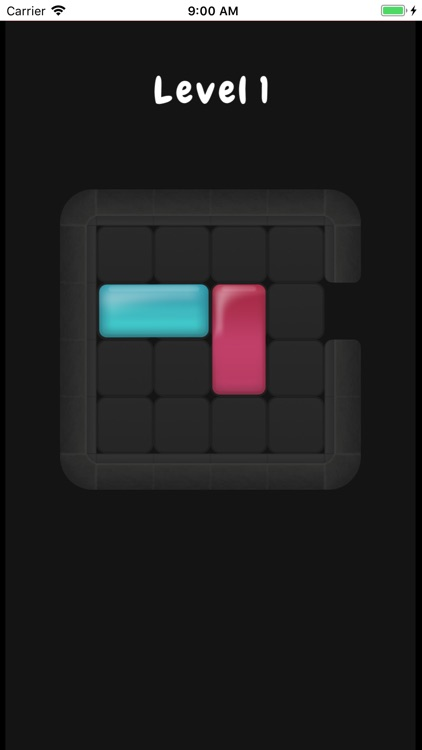 Blue Block Game