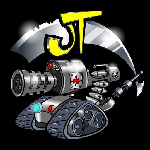 JT - танк попрыгунчик