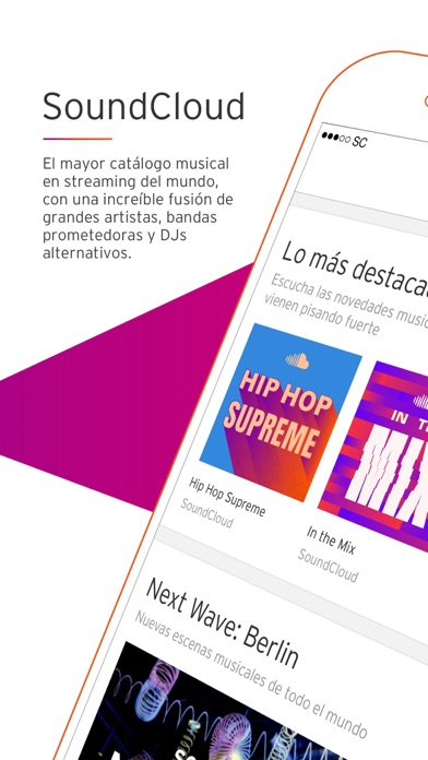 download SoundCloud Música apps 3