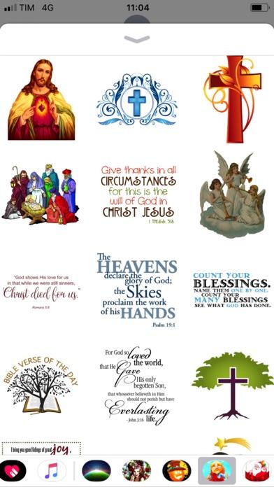 Bible Messages - Sticker Pack screenshot 2