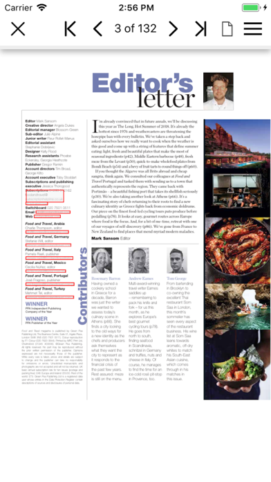 download Food and Travel Magazine indir ücretsiz - windows 8 , 7 veya 10 and Mac Download now