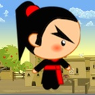 Urban Ninja Quest - Jump-ing karate master in a kung-fu blade journey icon