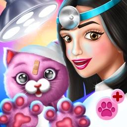 Pet Vet Games Animal Care
